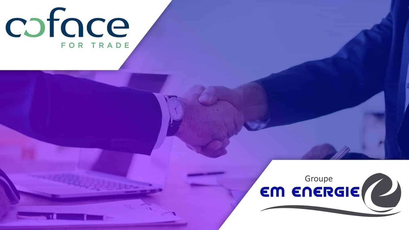 Contrat de Partenariat avec COFACE - 2 Janvier  2018