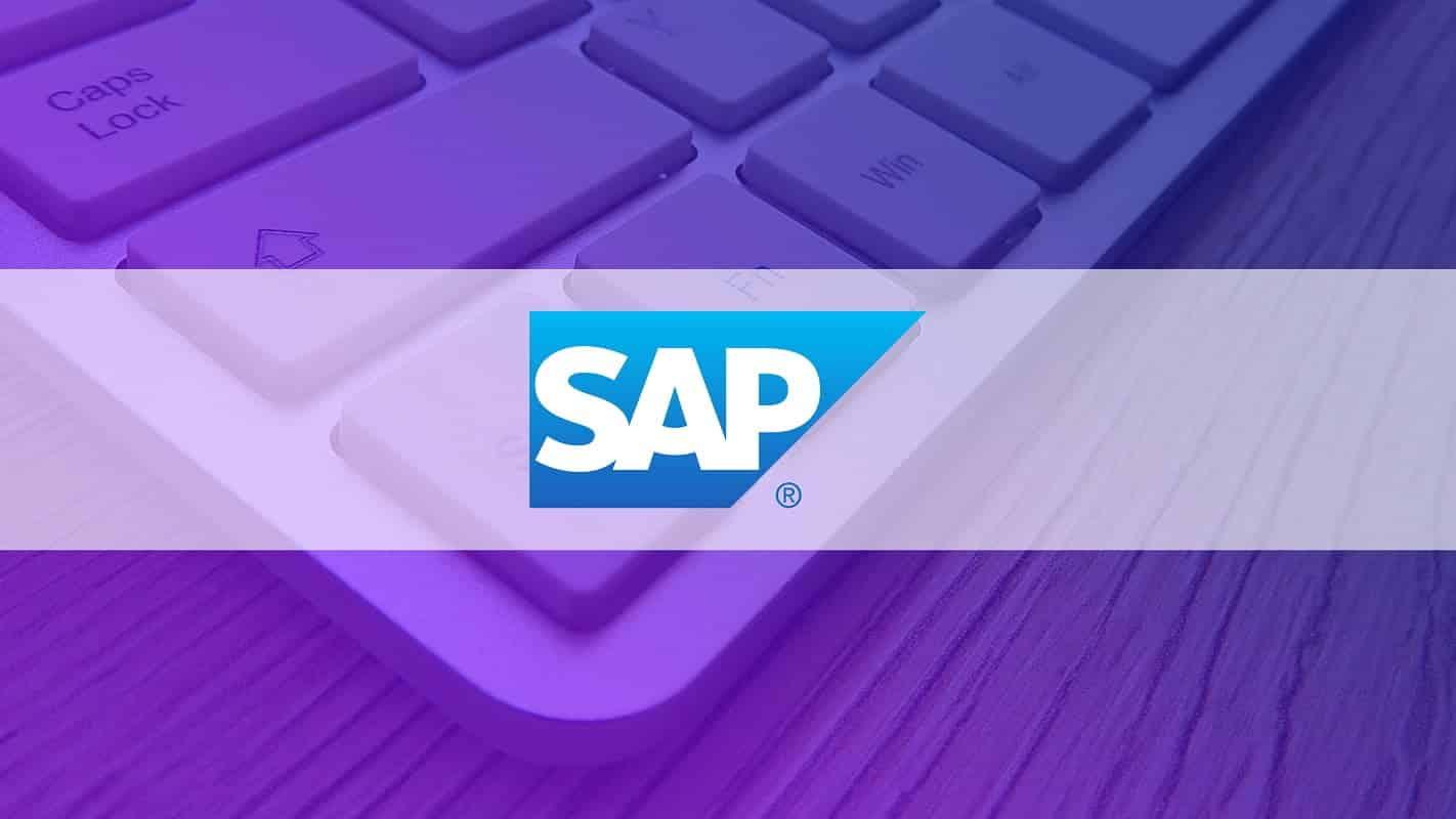 Renforcement de l'infrasstructure SI - Mise en place de SAP Business One -  5 Avril  2018
